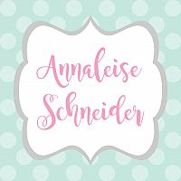 Mint Polkadot Personalized Calling Card